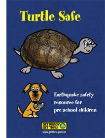 Turtle Safe DVD